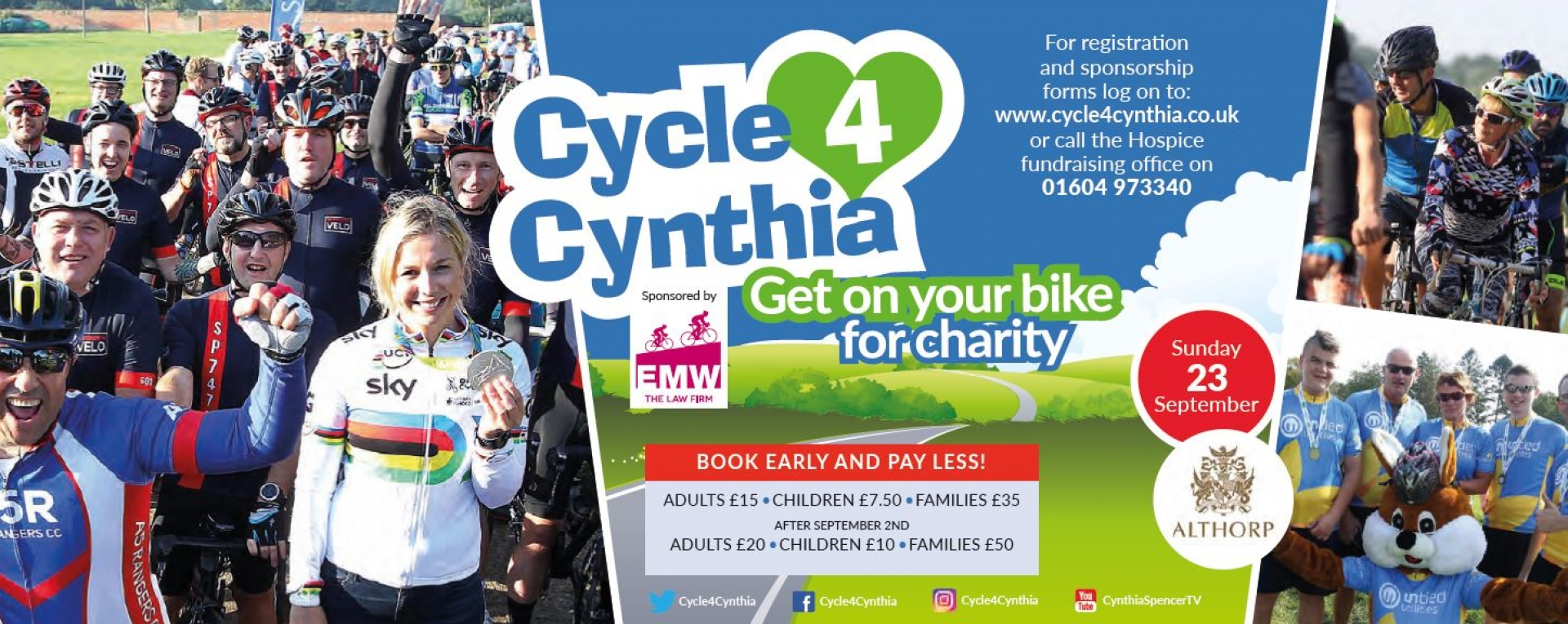 Cycle4Cynthia - 23 Sept