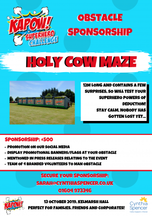 Holy Cow Maze